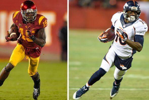 NFL COMP: Emmanuel Sanders, WR, Denver Broncos (AP-NFL).