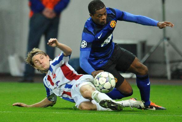 Manchester United visitó al Otelul Galati de Rumania y se llevó un triunfo.