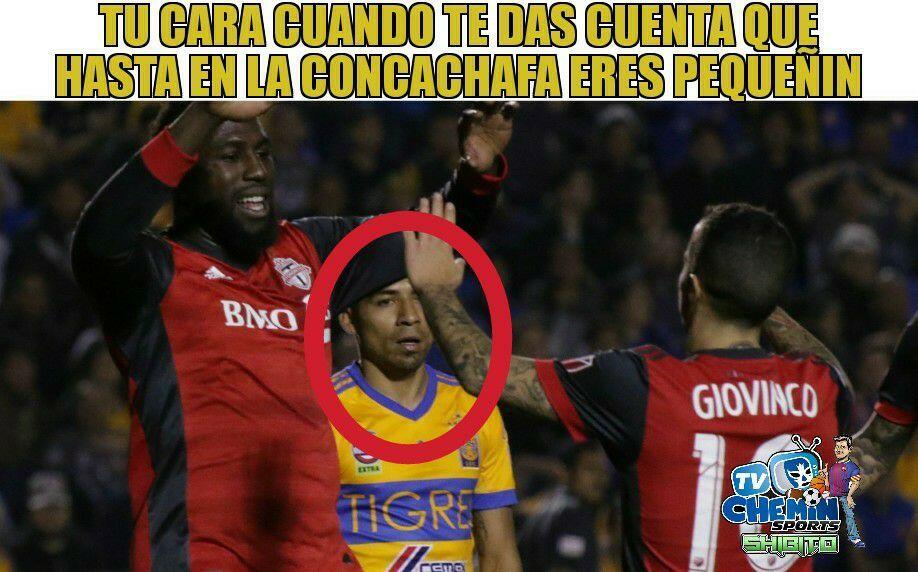 Los memes de la eliminación de  Xolos y Tigres 29196269-725011281221546-...
