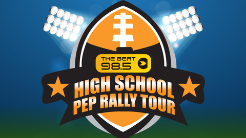 98.5 The Beat High School Pep Rally Tour