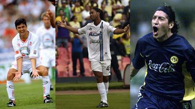 Futbolistas de talla mundial que han pasado por la Liga MX