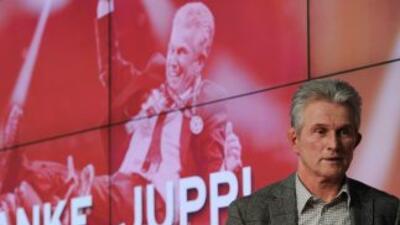 El ya ex técnico de los bávaros espera que Guardiola pueda triunfar al f...