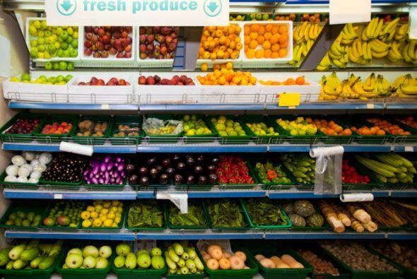 ¿Sabías qué? Consumir frutas y verduras es una gran manera de obtener la...