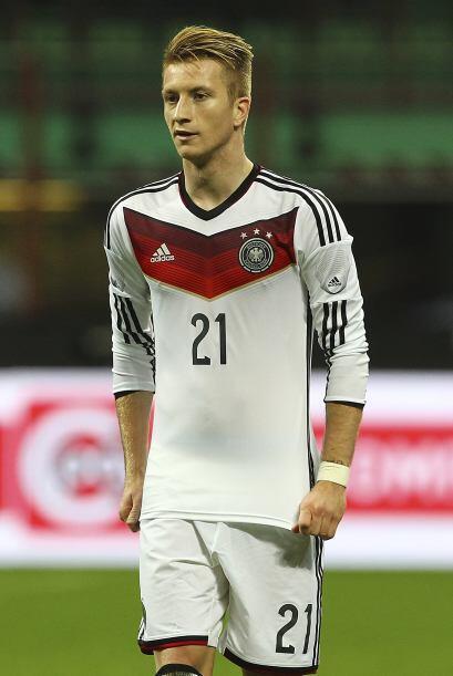 Marco Reus es otro jugador que suena con fuerza desde hace semanas. Se h...