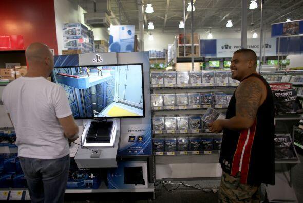 Seguramente ya te proyectaste jugando con tus amigos y tu nuevo PS4.