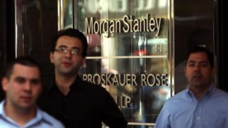El banco sufrió una pérdida en sus beneficios del cuarto trimestre.