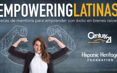 Empowering Latinas es un proyecto dedicado a impulsar a las mujeres en e...