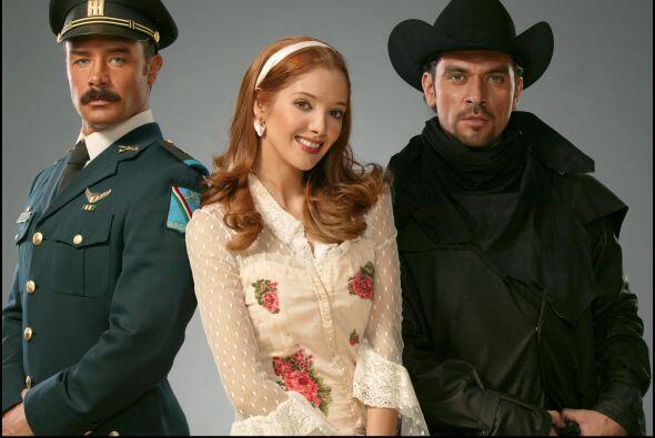 Jorge Salinas y Sergio Sendel protagonizaron esta producción de Salvador...