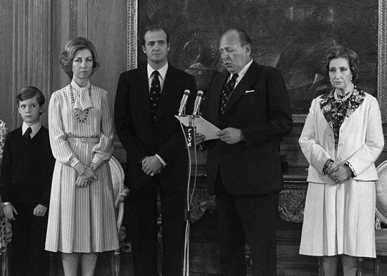 El rey nació en Roma el 5 de enero de 1938.