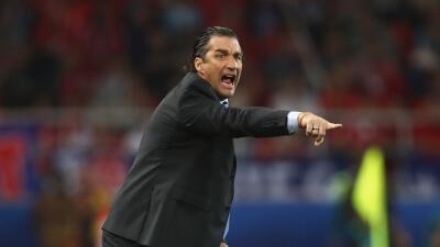 """Juan Antonio Pizzi sobre el juego de Chile ante Camerún: """"La victoria fue merecida"""""""