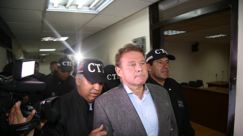 Otto Bula, exsenador colombiano acusado de sobornos en el caso Odebrecht.