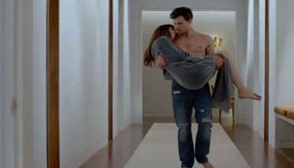 50 sombras de Grey es el estreno que todas las parejas deben ver para ce...