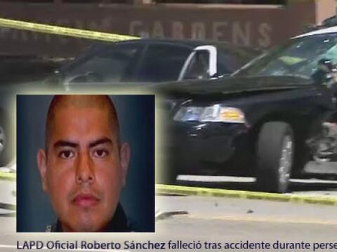 La muerte de  Roberto Sánchez (32 años) se suma a la lista...