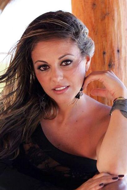 Adriana también era una gran promesa de las telenovelas, ¿...