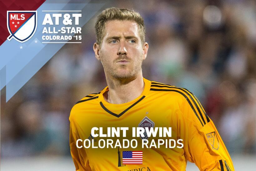 Clint Irwin se une al Equipo de las Estrellas