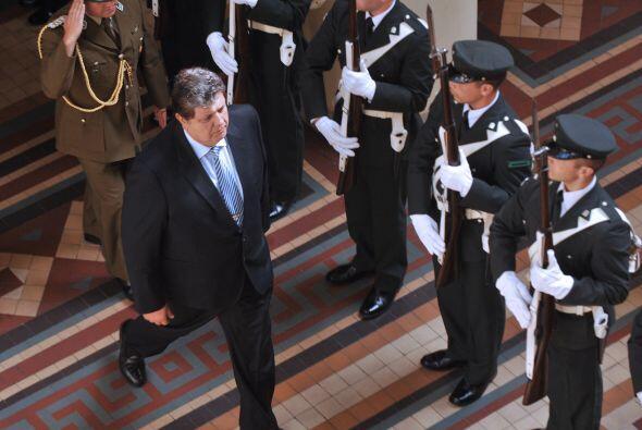 Perú también mantiene un litigio con Chile en el Tribunal Internacional...