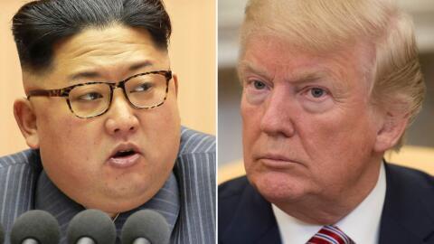 Kim Jong Un y Donald Trump probablemente se reunirán en mayo, aun...