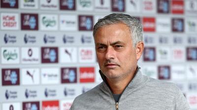En fotos: Mourinho se sacude de la crisis tras victoria del Manchester United en Premier