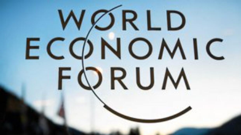 Imagen del Foro Económico de Davos.