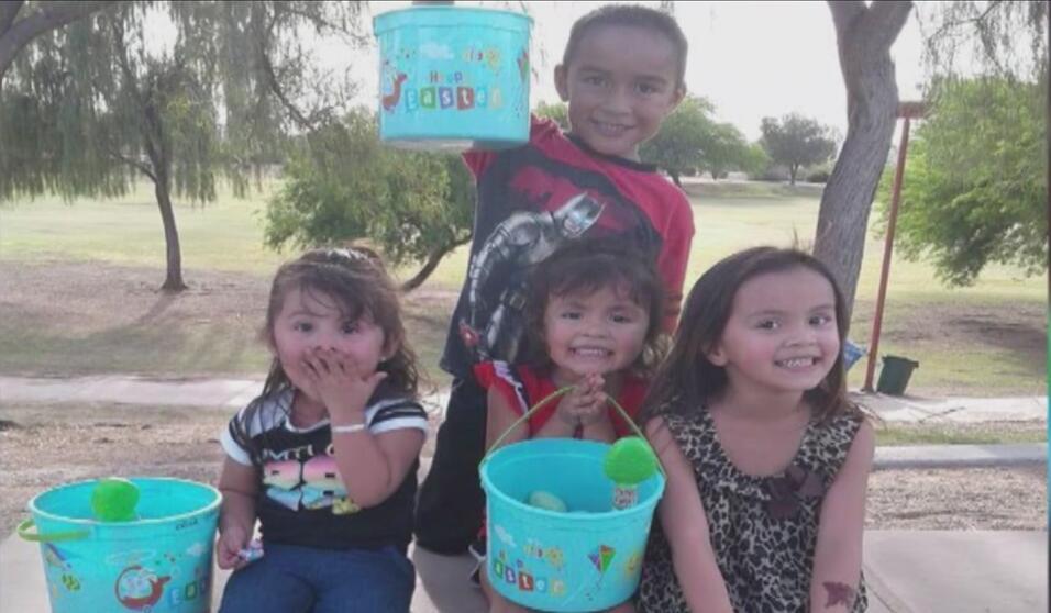 La familia que murió arrastrada por las aguas en Arizona estaba celebran...