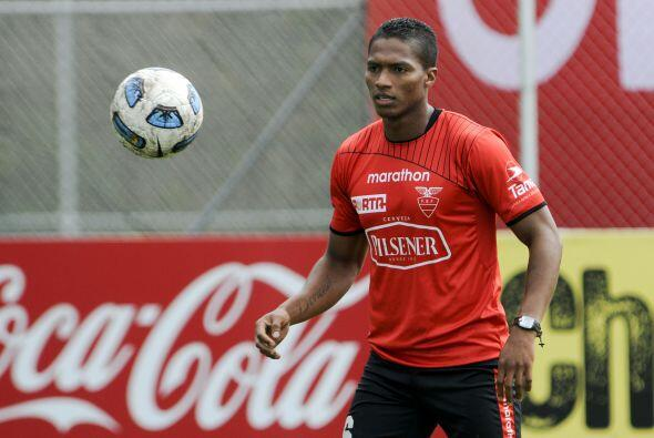 Antonio Valencia es el referente del seleccionado ecuatoriano que no tuv...
