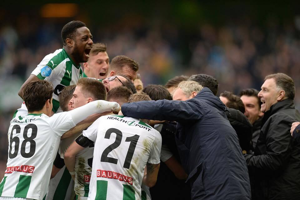 Groningen [2]-0 PEC Zwolle: el delantero Uriel Antuna jugó los últimos d...