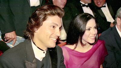 Puro amor: así se miraban Shakira y Osvaldo Ríos cuando eran novios (y Piqué solo tenía diez años)