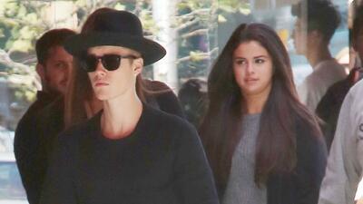 Justin Bieber y Selena Gomez celebran su reconciliación en La Vegas