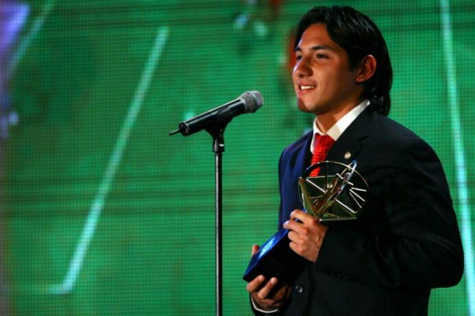 En el Bicentenario 2010 fue Antonio Ríos (Toluca) el que ganó el premio.
