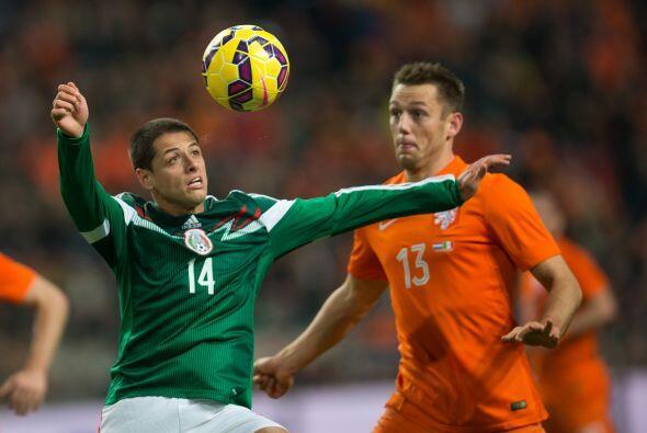 La Selección Mexicana tuvo un 2014 de subidas y bajadas, entre las cuale...