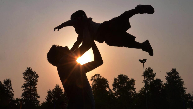 La importancia de los hombres en la crianza de los hijos