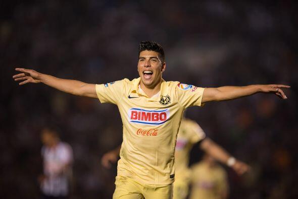 Luis Ángel Mendoza: Fue el estandarte ofensivo de las Águilas en el Tec...