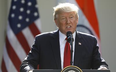 Planean nueva marcha contra Donald Trump en Los Ángeles