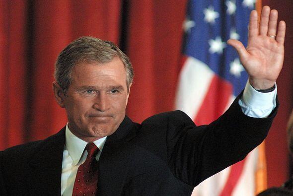 19. Reelección de George W. Bush  El candidato del Partido Republicano y...