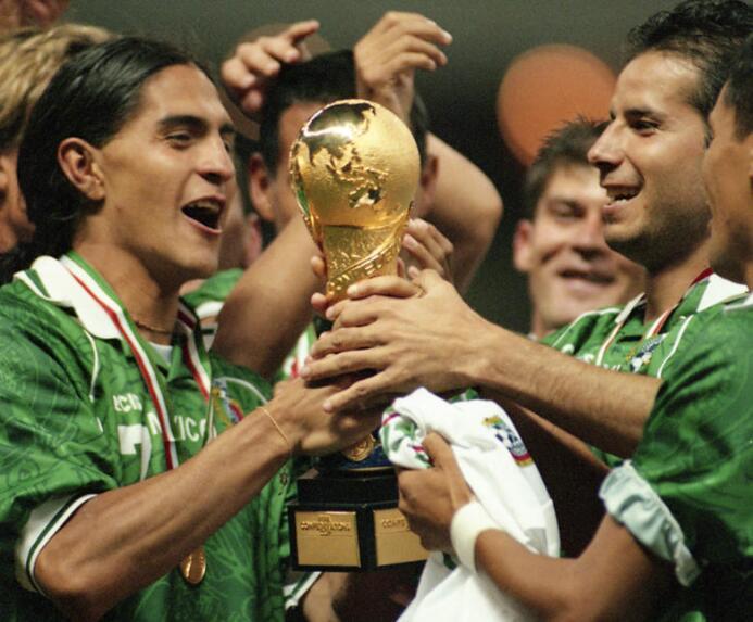 México es el único equipo que ha roto con la hegemonía de Conmebol (5 tí...