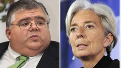 Será a finales de junio cuando el Fondo Monetario Internacional revele q...