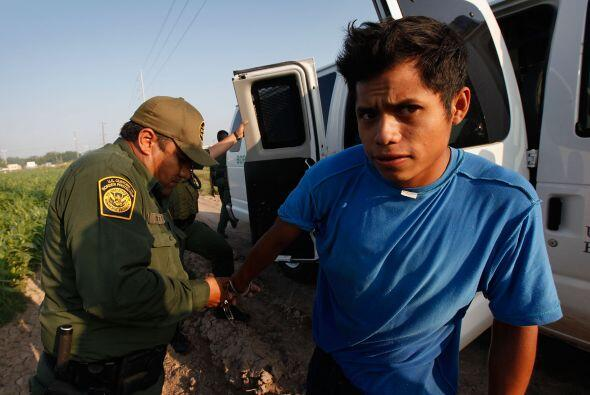 Siete inmigrantes indocumentados murieron y otros ocho más resultaron he...