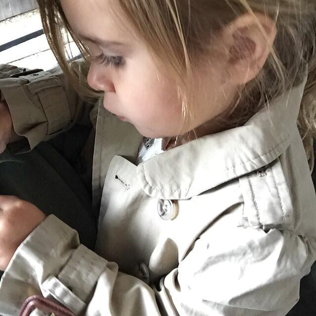 Penélope, hija de Kourtney Kardashian