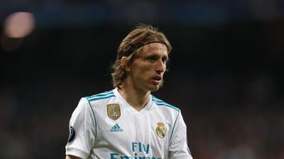Modric dejaría al Real Madrid por jugoso sueldo en el Inter de Milán