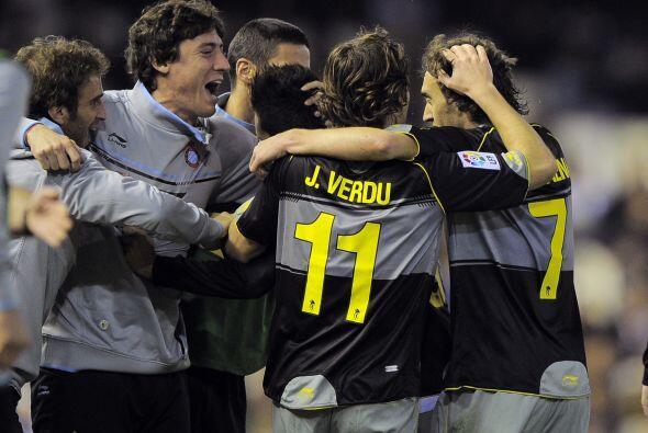 Y llegó al minuto 45 gracias a un autogol del portugués Ricardo Costa.