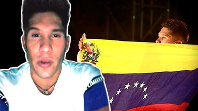 """Chyno Miranda explota:  """"No todos los venezolanos somos delincuentes"""""""