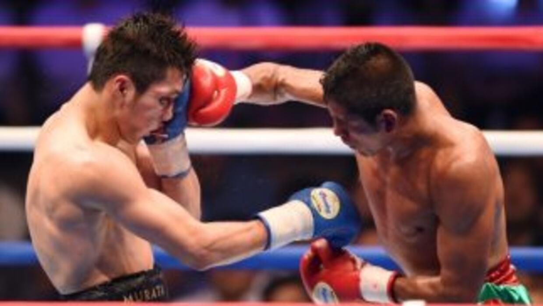 Ryota Murata conecta a Adrián Luna vía a su victoria en Tokio.