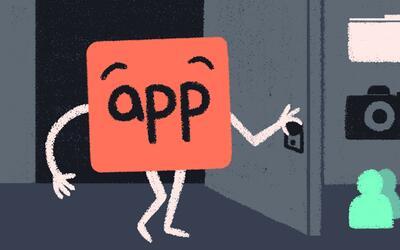 Si un dispositivo no te genera confianza o no sabes qué información comp...