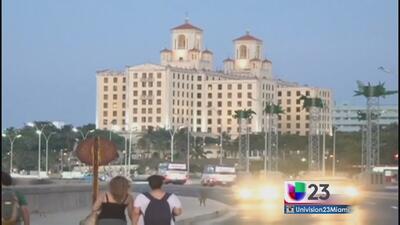 Cubanos se preparan para aumento de turistas
