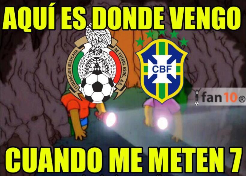 México fue aplastado por Chile, y los memes acabaron con la selec...