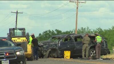 Al menos cinco inmigrantes muertos en accidente cuando eran perseguidos por la Patrulla Fronteriza