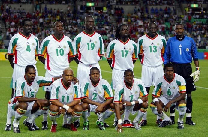 Para los senegaleses este será su segundo Mundial en su historia luego d...