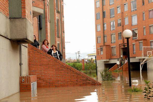 En Colombia hay dos temporadas de de lluvias: la primera de abril a juni...
