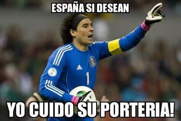 No, Memo, mejor quédate con México. Todo sobre el Mundial...