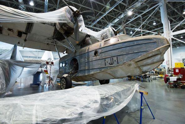 El Museo Nacional del Aire y el Espacio les permitirá conocer una de las...
